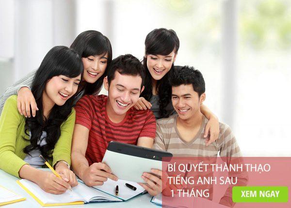Học Đại Học – có vốn tiếng Anh là 1 lợi thế