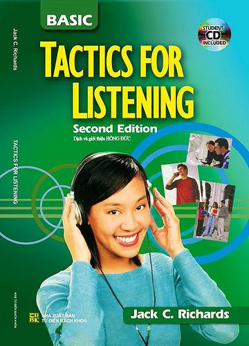TACTICS FOR LISTENING – BASIC