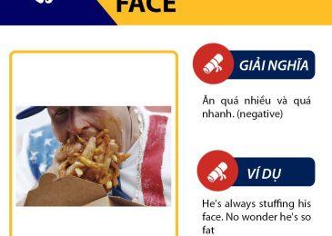 Cùng Elight học từ vựng về chủ đề ăn uống