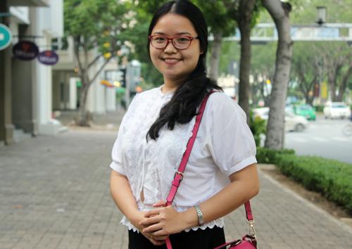 Riêng phần viết đạt 8 điểm, 3 kỹ năng còn lại nghe – nói – đọc Nguyễn Hàng Phương Dung đều đạt điểm tuyệt đối.