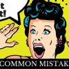 10 Lỗi phổ biến mà người mới học tiếng anh hay gặp phải