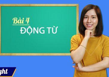 7 phút để hiểu cơ bản về Động từ trong tiếng Anh