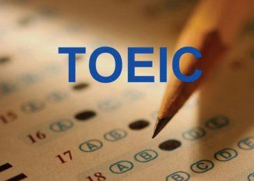 Hỏi đáp về TOEIC