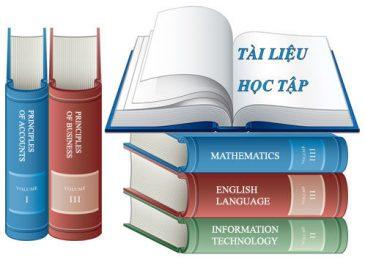 Giới thiệu sách học tiếng Anh miễn phí