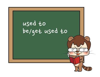 Trong Tiếng anh có nhiều cách để diễn tả một thói quen, như: used to, be used to và get used to. Vậy làm thế nào để phân biệt được những cụm từ này?