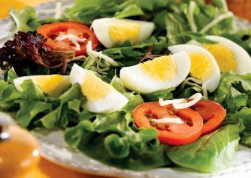 Egg salad: salad trứng