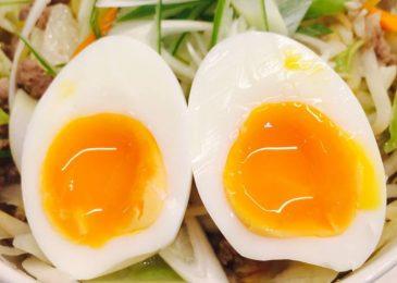 Soft-boiled eggs: trứng lòng đào