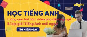 Elightube.com: Học Tiếng Anh qua Video