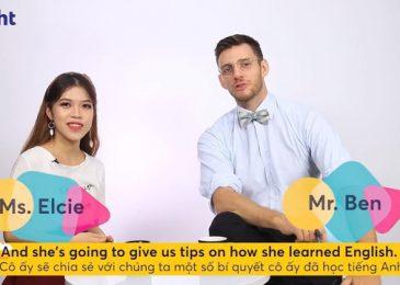 Học tiếng Anh: Bí kíp học nói trôi chảy dành cho người mới bắt đầu!