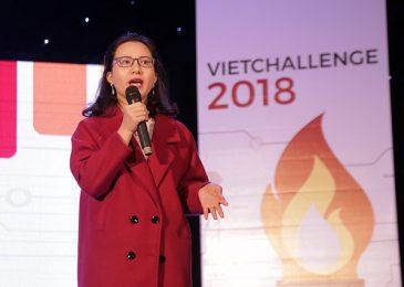 [Dantri] Elight trở thành 1 trong 3 startup dự tranh gói đầu tư 25.000 USD tại Vietchallenge