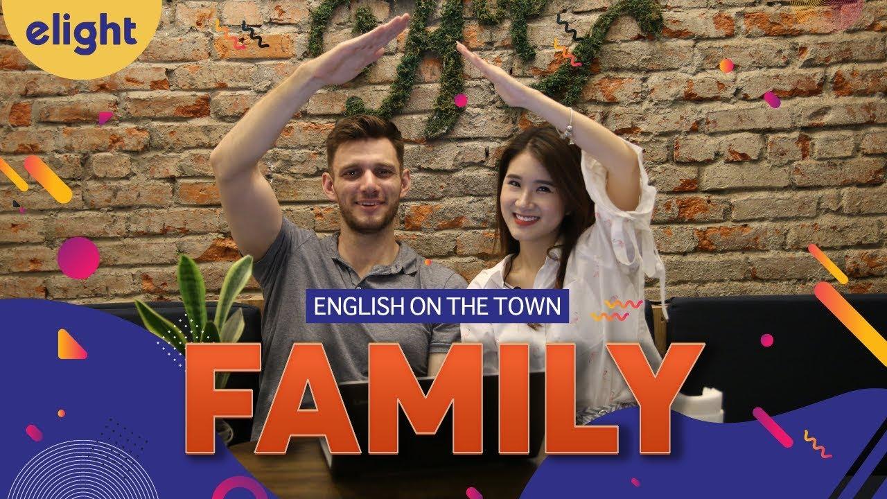 từ vựng và cách dùng hay chủ đề gia đình trong tiếng Anh