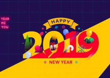 """Đừng chúc Happy New Year """"nhạt nhẽo"""" nữa, dưới đây là những cách hay ho khác để chúc Tết 2019"""