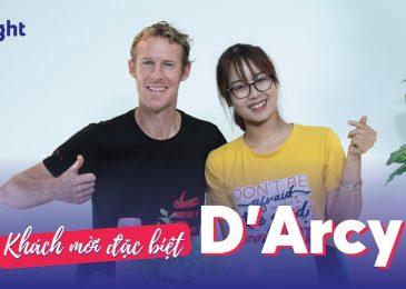 Darcy Lunn và những lời khuyên quý báu cho người trẻ về ước mơ thay đổi thế giới, mục tiêu của việc học, chuyện đi làm thêm