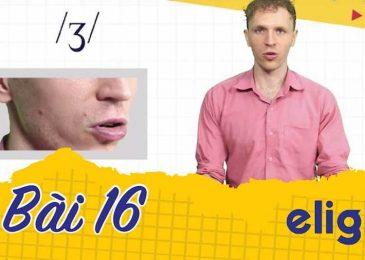 22 ngày học phát âm tiếng Anh cùng Elight – Ngày 16: Phát âm cặp âm /ʃ/ và /ʒ/