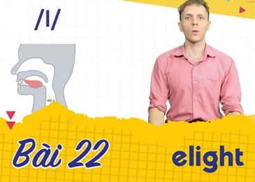 22 ngày học phát âm tiếng Anh cùng Elight – Ngày 22: Phát âm cặp âm /r/ và /l/