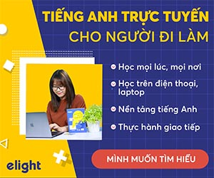 Tiếng Anh Online Elight