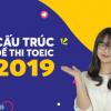 Cấu trúc đề thi TOEIC 2019