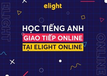 Học tiếng Anh giao tiếp online với Elight Online
