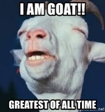 Goat là gì? goat nghĩa là gì?