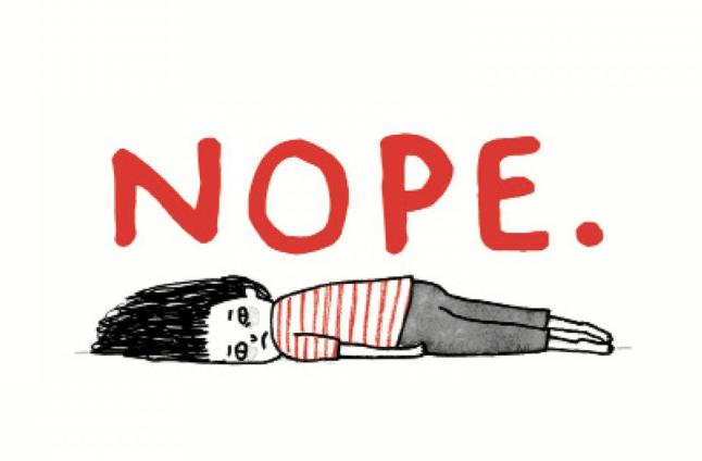 Nope là gì? Nope có nghĩa là gì?