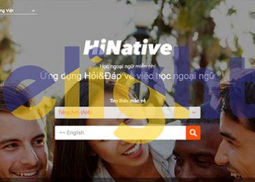 10 trang web học tiếng Anh miễn phí đầy đủ kỹ năng Nghe – Nói – Đọc – Viết