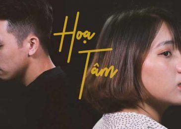 Học tiếng Anh qua bài hát Hoạ Tâm | Painted Heart | English version