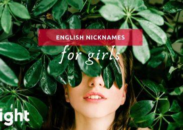 350 biệt danh tiếng Anh dễ thương, cá tính đặt theo tên dành cho nữ!