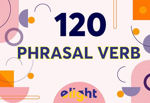 120 Phrasal Verb