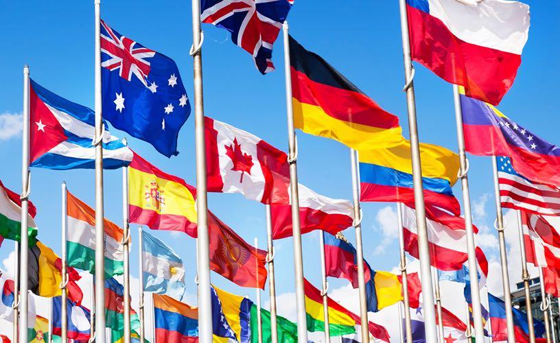 Các nước nói tiếng Anh nhiều nhất thế giới