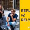 """Phân biệt """"Reply"""" và """"Rely"""""""