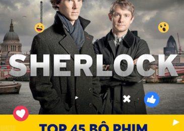 TOP 45 BỘ PHIM TIẾNG ANH ĐÁNG 'CÀY' NHẤT!