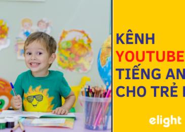 Top 10 Kênh Youtube Học Tiếng Anh Cho Trẻ Em Hay Nhất!