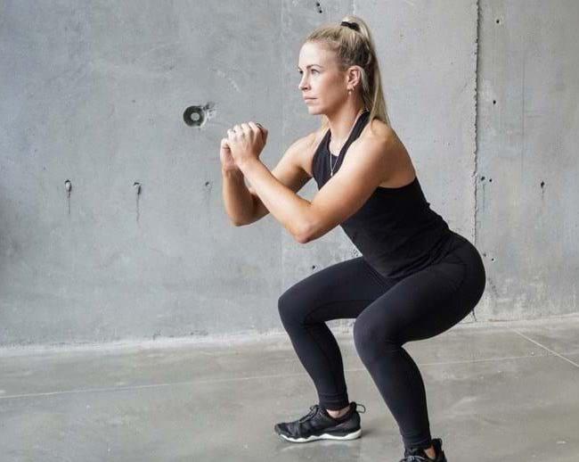 squat là gì, động tác squat