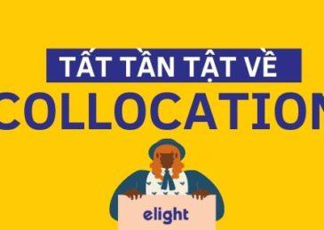 Collocation là gì? Tổng hợp Collocation thông dụng trong tiếng Anh