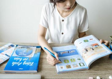 Mua sách tiếng Anh cơ bản tại Nhật
