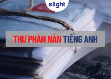 Hướng dẫn cách viết thư phàn nàn trong tiếng Anh