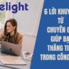 6 Lời khuyên từ chuyên gia giúp bạn thăng tiến trong công việc