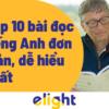 Top 10 bài đọc tiếng Anh đơn giản, dễ hiểu nhất cho người mới bắt đầu
