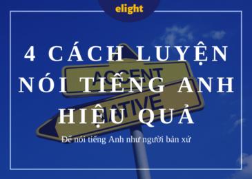 Luyện nói tiếng Anh thế nào để nói chuyện như một người bản xứ