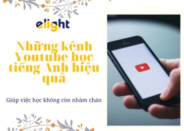 11 kênh Youtube giúp bạn học tiếng Anh tại nhà hiệu quả