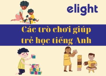 Giúp trẻ học tiếng Anh tốt hơn qua những game tiếng Anh thú vị