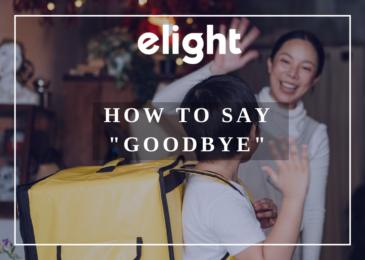 """Làm phong phú hơn cách nói """"Goodbye"""" dành riêng cho bạn"""